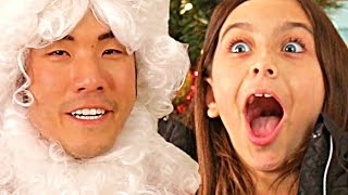 Kids Surprised With Dream Toys • The Try Guys Santa Spectacular: Part 3