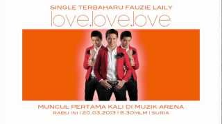 lovelovelove promo single baharu fauzie laily