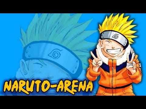 Conheça o Naruto Arena