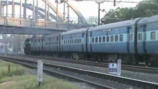 Kanyakumari - Chennai Egmore superfast Express