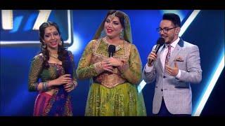 Bollywood Mujra in Kathak (Maar Daala) - I Can Do That (Russia) - choreography by Svetlana Tulasi