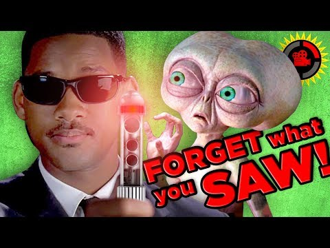 Film Theory Your Memories Are A LIE Men In Black Neuralyzer IRL