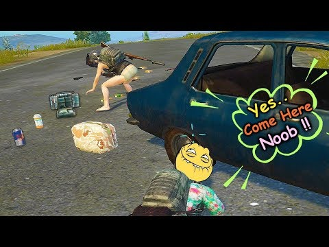 PUBG MOBILE FUNNY MOMENTS EPIC FAIL & WTF MOMENTS 30