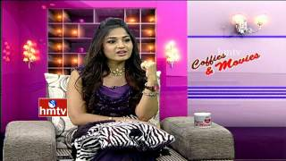 Chit Chat with Nachavule fame Madhavi latha - Coffees and Movies | HMTV