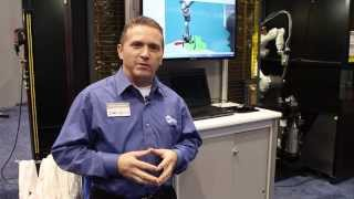 FABTECH 2013 Solutions in Robotic Process from Miller Welding Automation