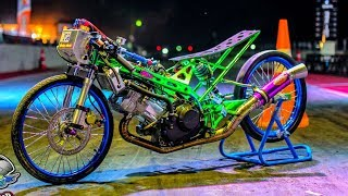 THAILAND'S FASTEST Drag Bike