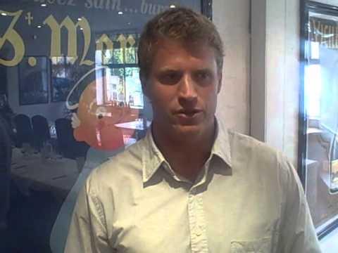 Waldo van Zyl from Sijnn wines in South Africa talks to Bibendum
