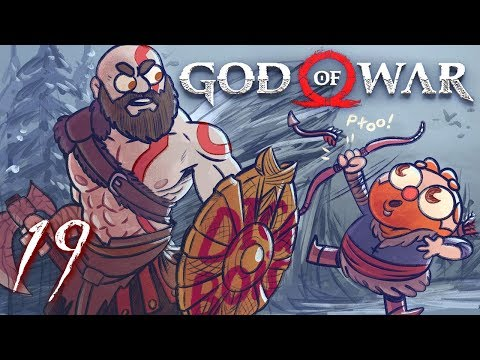 Xxx Mp4 God Of War HARD MODE God Of War 4 Part 19 W The Completionist 3gp Sex