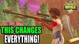 *NEW* HEAVY SNIPER CHANGES HOW FORTNITE WILL BE PLAYED FOREVER!