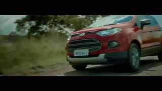 Novo Ford EcoSport - Filhos da Mãe Natureza | Comercial de 2015