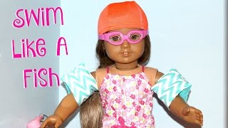 Swim Like a Fish | American Girl Doll Review