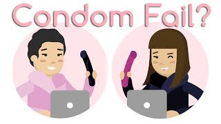 Condom Dilema: Can I still get Pregnant? - Q&A Curious
