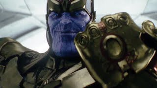 Avengers: Age of Ultron - Thanos (Mid Credits Scene) HD