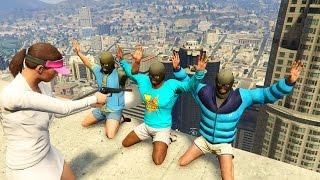 GTA 5 Brutal Kill Compilation (GTA V Amanda Tracey Jimmy Revange Funny Moments Fail Thug life)