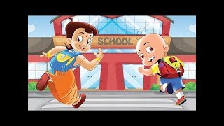 Mighty Raju and Chhota Bheem