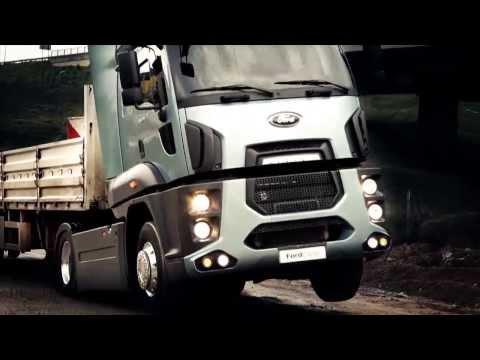 Yeni Model Ford Tır ın Reklam Filmi