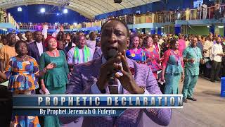 FAVOUR| PROPHETIC DECLARATION TO SET YOU FREE!!!