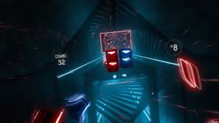 Beat Saber Custom song: New Game (Nitro Fun)