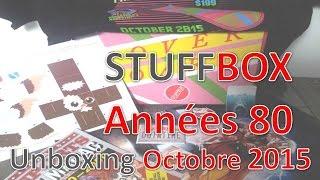 Stuffbox Duo - Films Des Années 80's - Unboxing