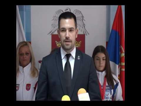 Prijem REIKON a Dr.Predrag Terzić gradonačelnik Kraljeva Mix Tv
