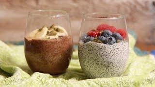 Actually Good Chia Seed Pudding - 2 Ways | Ep 1317