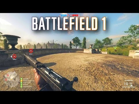 watch IT LOOKS SO GOOD! - BATTLEFIELD 1 Multiplayer Gameplay