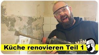 Küche renovieren aus alt mach neu [Ideen & Tipps] Teil 1