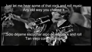 The Beatles   Rock and roll music Live Sub Esp   Ing