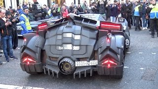 Gumball 3000 2016 Supercar MADNESS in London!!