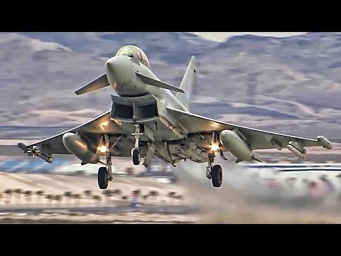watch Eurofighter Typhoon & Other NATO Fighter Jets