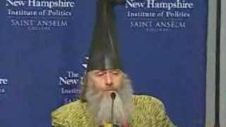 Vermin Supreme: When I'm President Everyone Gets A Free Pony