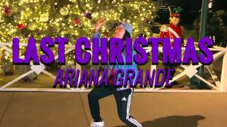 Ariana Grande - Last Christmas Featuring @noellefuntanilla | #FreeYourstyle