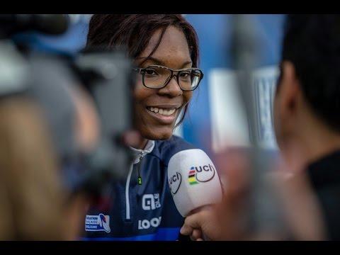 Junior Women's World Champion - 2015