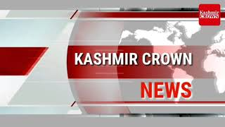 #KashmirCrownNewsBulletin. Kashmir Crown Presents Urdu News Bulletin