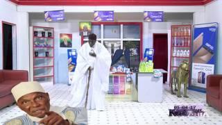 RUBRIQUE ABDOULAYE WADE dans KOUTHIA SHOW du 05 Avril 2017
