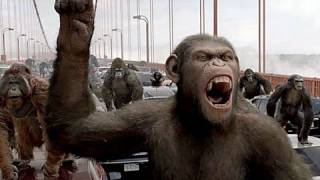 Rise of the Planet of the Apes Movie review by Kenneth Turan
