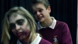 Short Sci Fi Drama - Zombie School: A Survival Guide