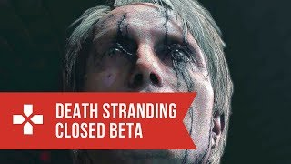 (FREE) Death Stranding Closed Beta Signup | Sony E3 2018