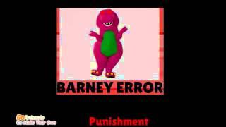 Barney Error 3