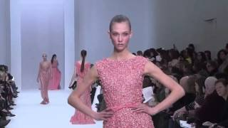 Karlie Kloss Runway - Elie Saab