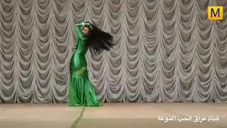 رقص عراقي مو طبيعي