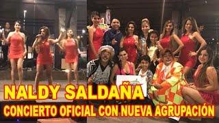NALDY SALDAÑA PRIMERA PRESENTACIÓN OFICIAL CON NUEVA AGRUPACIÓN PASIÓN NORTEÑA PRIMICIA 2017