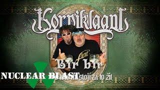 KORPIKLAANI - Bír Bír [feat. FLERET] (OFFICIAL LYRIC VIDEO)
