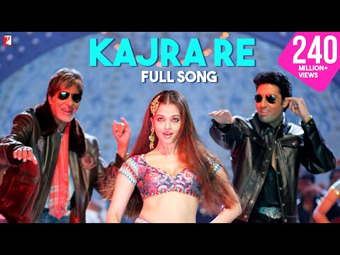 Xxx Mp4 Kajra Re Full Song Bunty Aur Babli Amitabh Bachchan Abhishek Bachchan Aishwarya Rai 3gp Sex