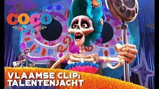 Coco | Vlaamse Clip: Talentenjacht | Disney BE