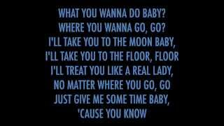 Deorro & Chris Brown - Five More Hours (Lyrics)