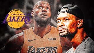 Chris Bosh Open To Joining The Lakers 2018