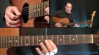 Brown Eyed Girl Guitar Lesson - Van Morrison