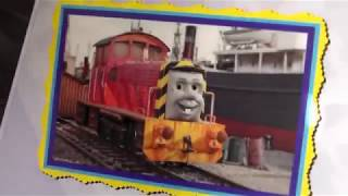Thomas and Friends Home Media Reviews Episode 34.1 - Salty