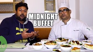 Best Midnight Buffet in Hyderabad | Haleem Round the Year